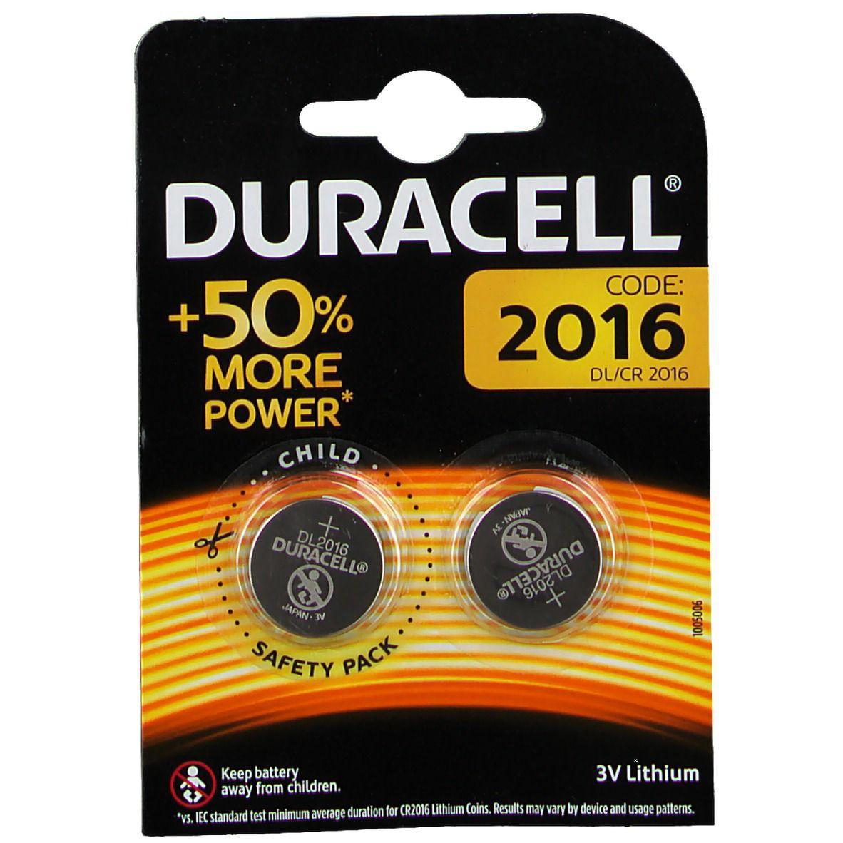 Duracell Battery Glucomen dl2016 10147