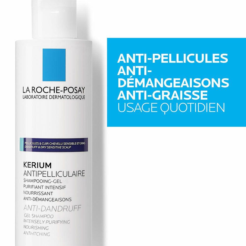 La Roche-Posay Kerium Forfora Grassa