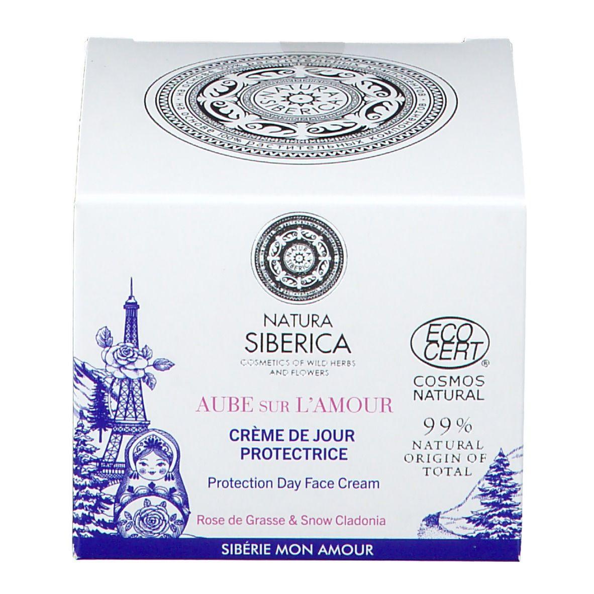 NATURA SIBERICA Aube Sur L'amour Crème De Jour Protectrice