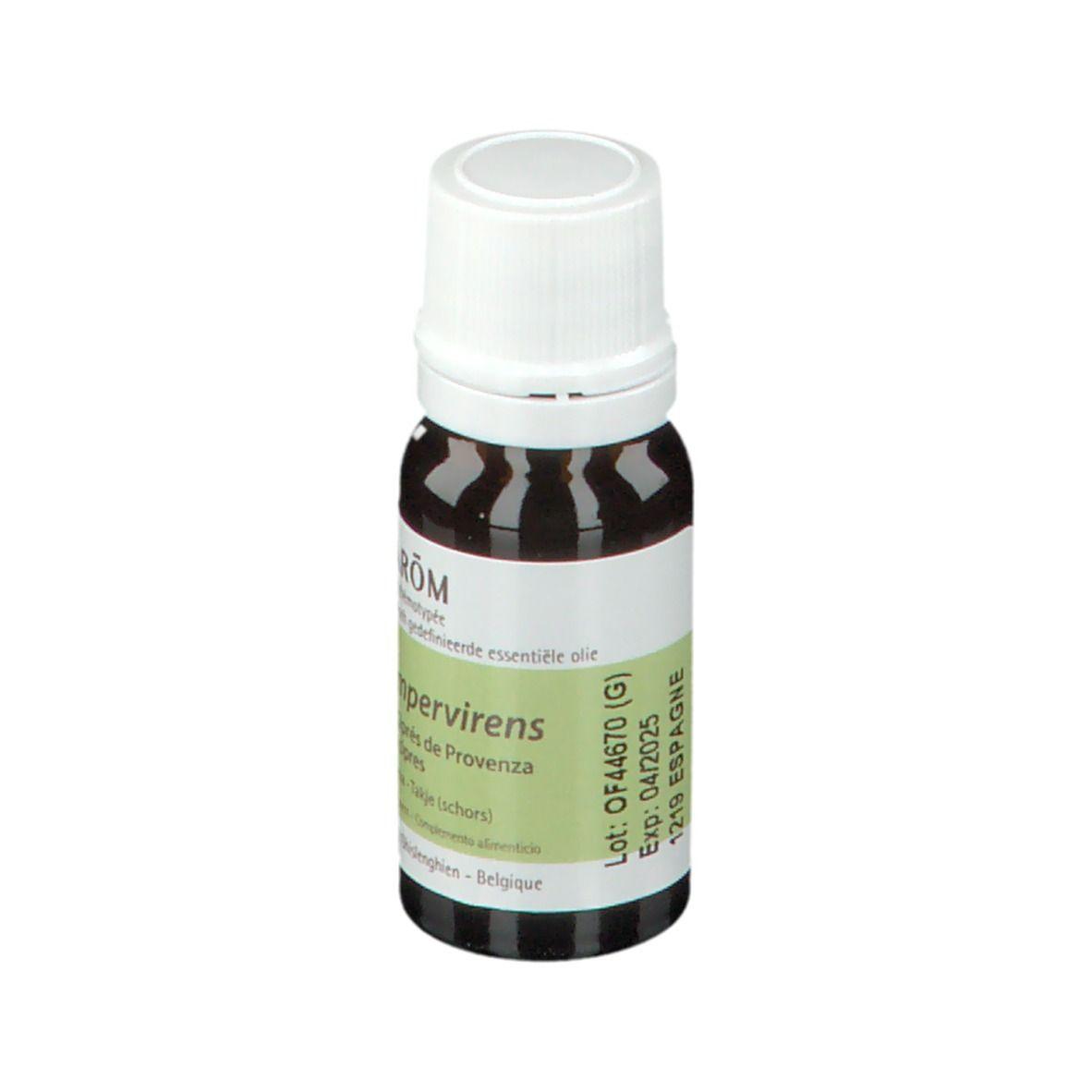 Pranarom Cypres Essential Oil