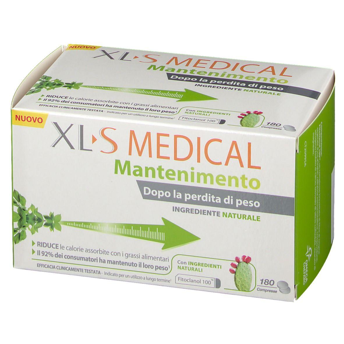 XL-S Medical Mantenimento