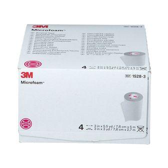 3M Microfoam Cerotto Adesico Chirurgico 5.0 x 7.5cm 1528-3