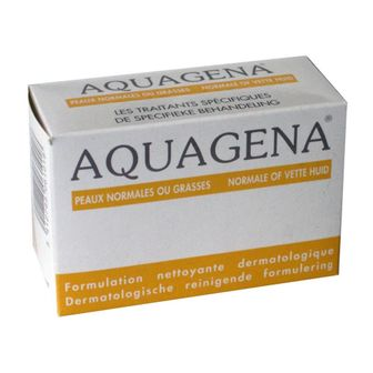 Aquagena Soap