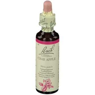 Bach Flower Remedie 10 Crab Apple