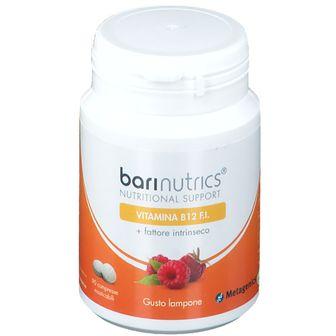 Barinutrics® Nutritional Support vitamina B12 F.I. Gusto lampone