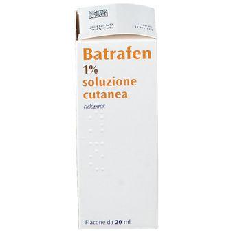 Batrafen 1% Soluzione Cutanea
