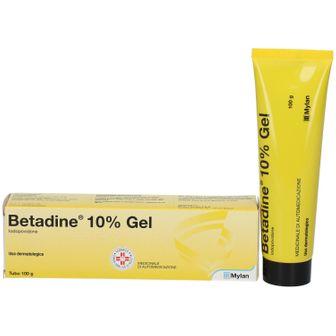 Betadine® 10% Gel