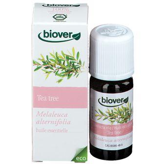 Biover Tea Tree Leaf Essential Oil Bio