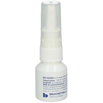 BRUNIZINA 0,2% Spray Nasale, Soluzione