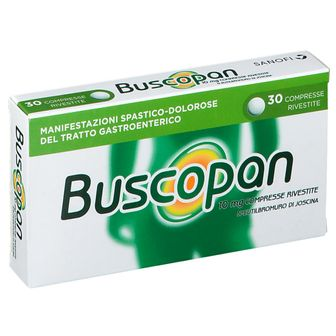 Buscopan® Compresse Rivestite