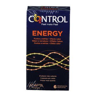 CONTROL Energy 6 pezzi