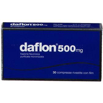 Daflon® 500 mg Compresse Rivestite