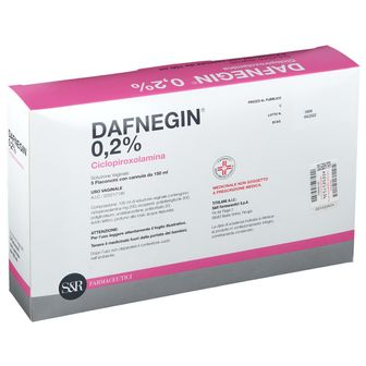 DAFNEGIN® 0,2% Soluzione Vaginale