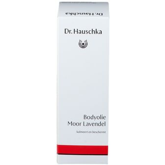 Dr. Hauschka Olio Trattante Torba Lavanda