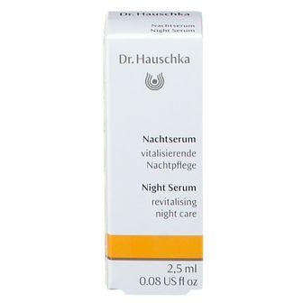Dr. Hauschka Siero Per La Notte 2,5 ml