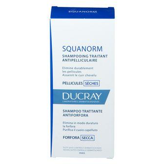 DUCRAY Squanorm Shampoo Trattante Antiforfora - Forfora Secca