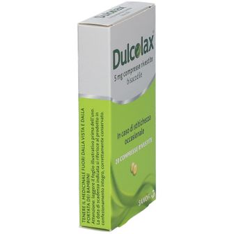 Dulcolax® 5 mg Compresse rivestite