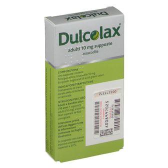 Dulcolax® Supposte adulti