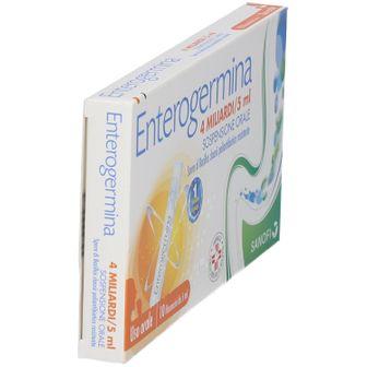 Enterogermina® 4mld/5ml 10 flaconcini