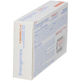 Enterogermina 4mld/5ml 20 flaconcini