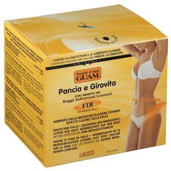 Fanghi d'Alga GUAM® Pancia e Girovita FIR