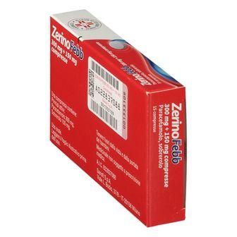Fluental 300 mg + 150 mg Compresse