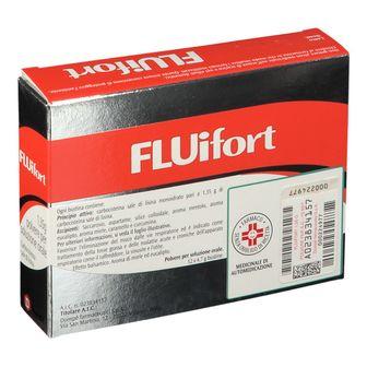 FLUifort 1,35 g Polvere per Soluzione Orale