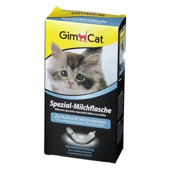 Gimpet Feeding Bottle Kittens + 4 Teats