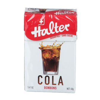 Halter Bonbon Cola Senza Zucchero