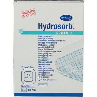 Hartmann Hydrosorb Comfort 7.5 x 10cm 900706