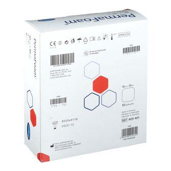 Hartmann PermaFoam® Medicazione a schiuma 10 cm x 10 cm