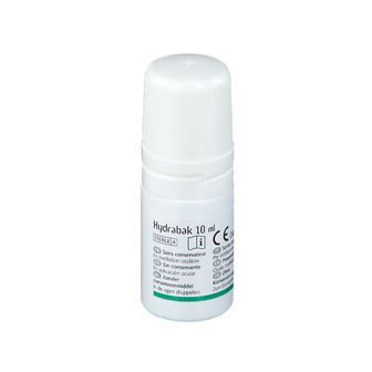 Hydrabak 10 ml Sodium chloride 0,9%