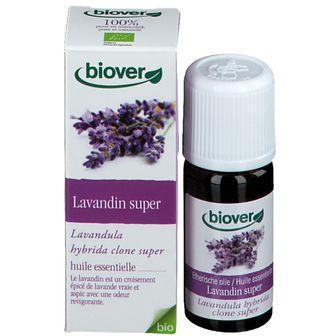 Lavandin Super Flower Essential Oil Bio