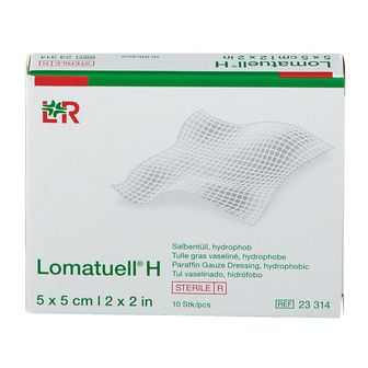 Lomatuell H 5cm x 5cm