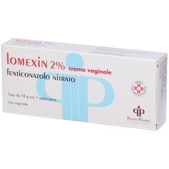 Lomexin 2% crema vaginale