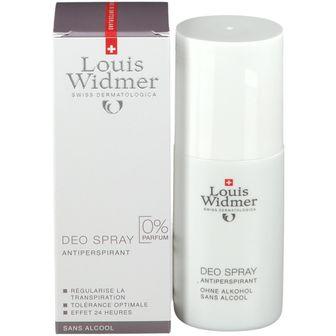 Louis Widmer Deodorante Spray Senza Profumo