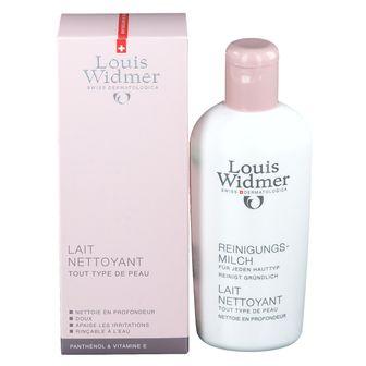 Louis Widmer Latte Detergente Leggermente Profumato