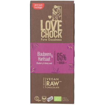 Lovechock Blueberry & Hemp Seed