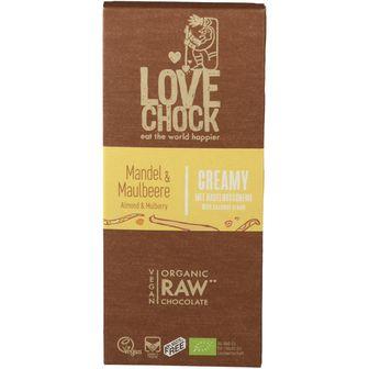 Lovechock Creamy Almond & Mulberry