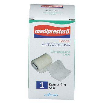 mediPresteril® Benda Adesiva 8x400 cm