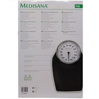 Medisana® Bilancia Pesapersone Analogica PSD