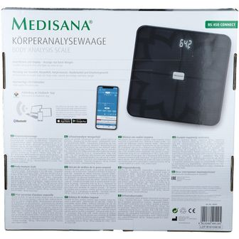 MEDISANA® BS 450 Connect