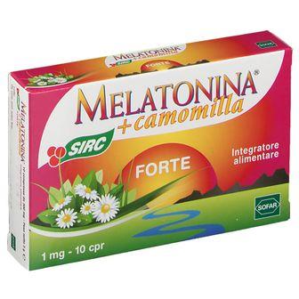 Melatonina® + Camomilla Forte