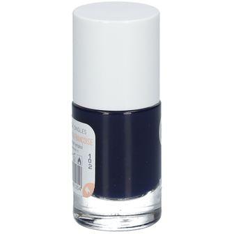 MêmeNavy Blue Silicon Nail Polish 09 FRANÇOISE