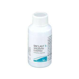 MICLAST 1% Soluzione cutanea