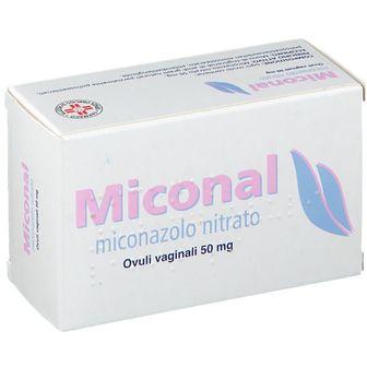 Miconal Ovuli vaginali