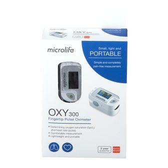 Microlife® Oxy 300 Pulsossimetro da Dito