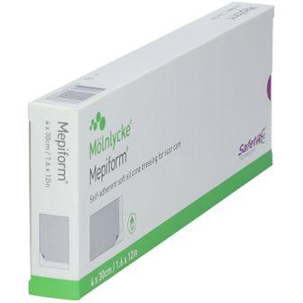Mölnlycke® Mepiform® Medicazione Autoadesiva 4 x 30 cm