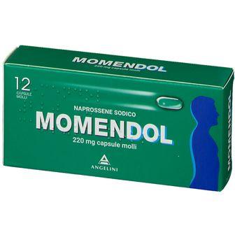 MOMENDOL 220 g Capsule Molli