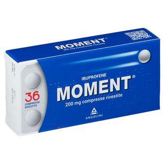 MOMENT® 36 Compresse rivestite